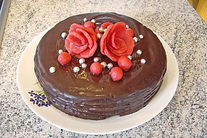 Baumkuchen Torte 16