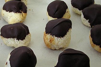 Kokos - Marzipan - Makronen