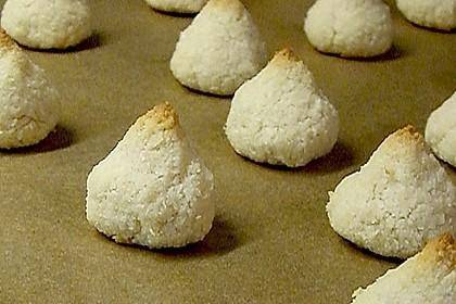 Kokos - Marzipan - Makronen 22
