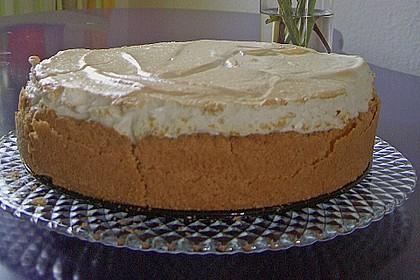 Rhabarberkuchen mit Vanillepudding und Baiser 20
