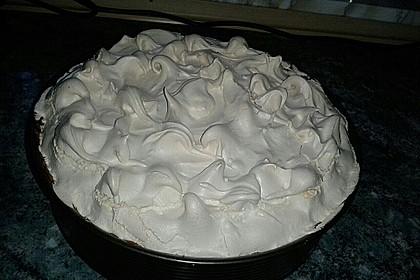 Rhabarberkuchen mit Vanillepudding und Baiser 19