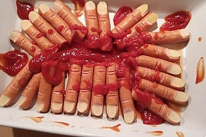 Abgehackte Finger 13