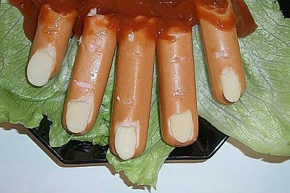 Abgehackte Finger 18