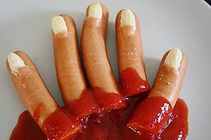 Abgehackte Finger 4