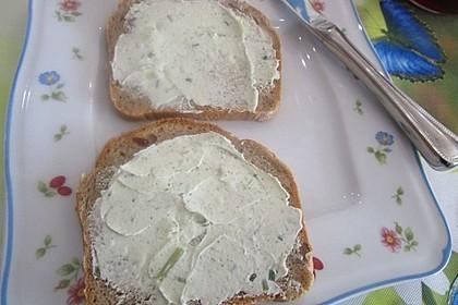 Bärlauch - Frischkäse - Aufstrich 2