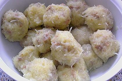 Kartoffelklöße 1
