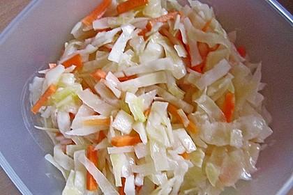 Weißkohl - Partysalat 13