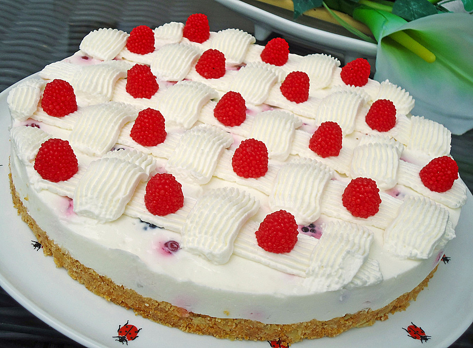Cornflakes Beeren Torte Von Happysgolden Chefkoch De