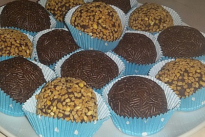 Rumkugeln aus Kuchenresten 1