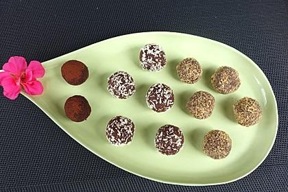 Rumkugeln aus Kuchenresten 2