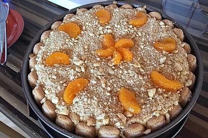 Mandarinen Philadelphia Torte 40