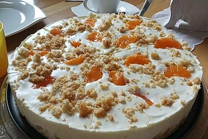 Mandarinen Philadelphia Torte 32