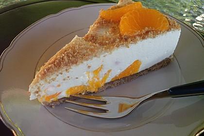Mandarinen Philadelphia Torte 18