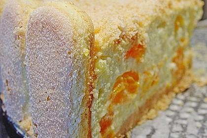 Mandarinen Philadelphia Torte 16
