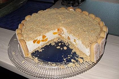 Mandarinen Philadelphia Torte 30