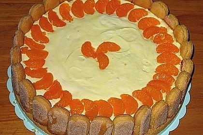 Mandarinen Philadelphia Torte 24