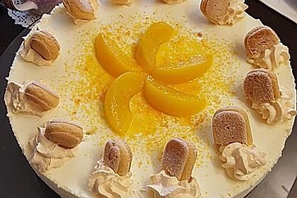 Mandarinen Philadelphia Torte 38