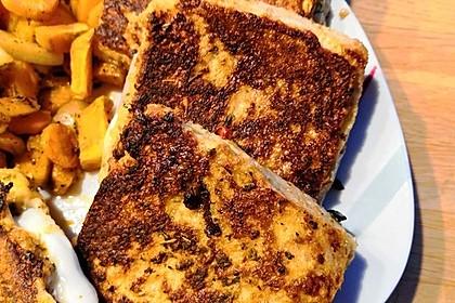 Gefüllte Toasts aus der Pfanne 5