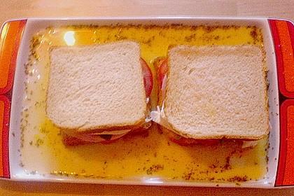 Gefüllte Toasts aus der Pfanne 7