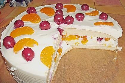 Käse - Sahne - Torte