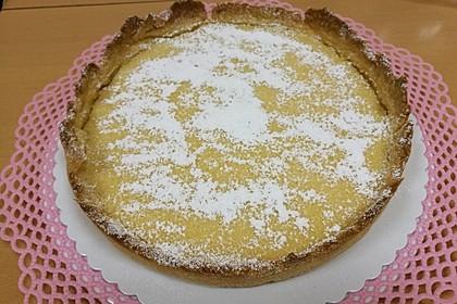 Französische Zitronentarte 13