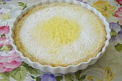 Französische Zitronentarte 7