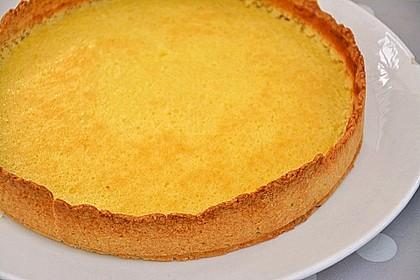 Französische Zitronentarte 8
