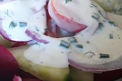 Salatdressing Sylter Art 5
