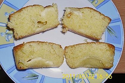 Puddingmuffins (Bild)