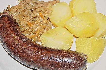 Grützwurst Hamburger Art 1