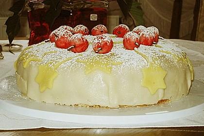 Apfel - Calvados - Kuchen 1