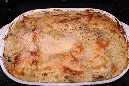 Lachs - Lasagne 2
