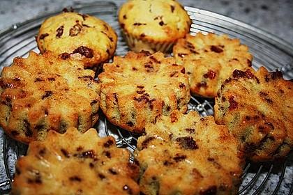 Schnelle Schoko - Bananen - Muffins 23