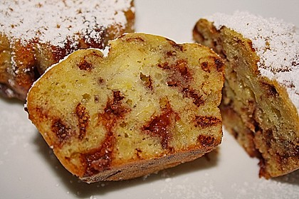 Schnelle Schoko - Bananen - Muffins 8