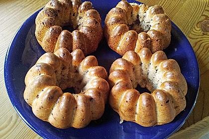 Schnelle Schoko - Bananen - Muffins 45