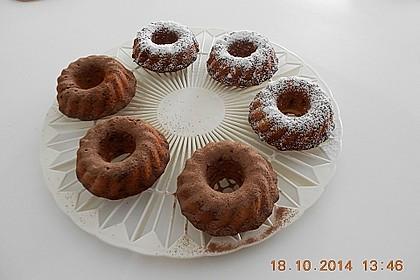 Schnelle Schoko - Bananen - Muffins 34