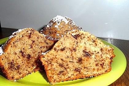 Schnelle Schoko - Bananen - Muffins 10