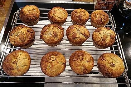 Schnelle Schoko - Bananen - Muffins 52