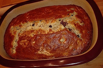 Schnelle Schoko - Bananen - Muffins 70