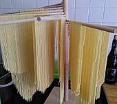 Nudelteig für perfekte Pasta (Bild)