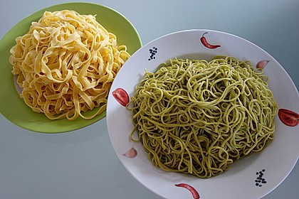 Nudelteig für perfekte Pasta 11