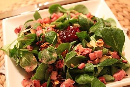 Feldsalat für Feinschmecker 1