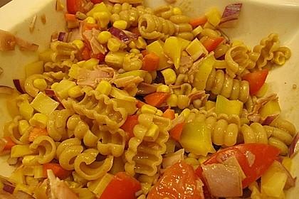 Nudel - Gemüse - Salat