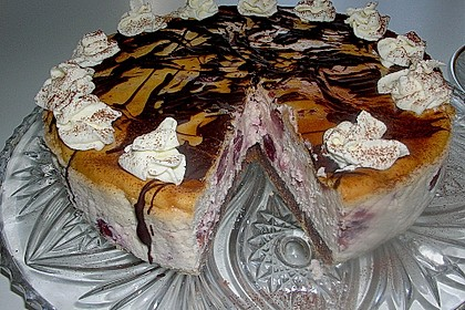 Black Forest Cheesecake 15