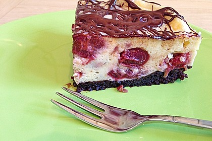 Black Forest Cheesecake 11