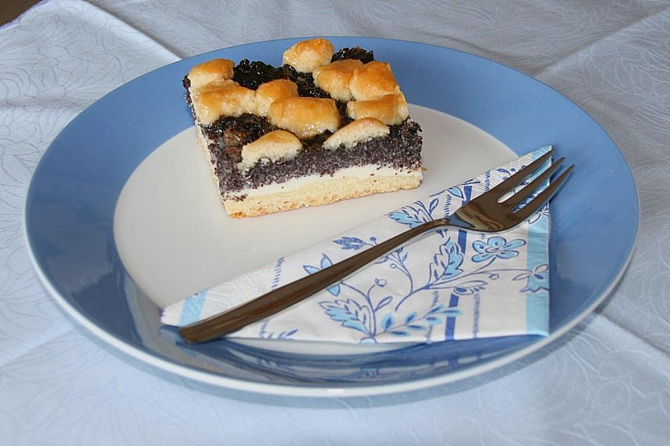 Mohn Quarkkuchen Vom Blech Von Lore Ks Chefkoch De