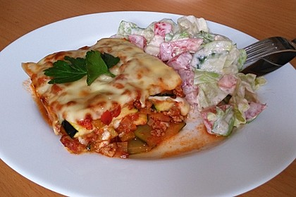 Zucchini-Lasagne 25