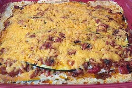 Zucchini-Lasagne 37