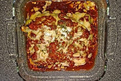 Zucchini-Lasagne 90