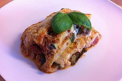Zucchini-Lasagne 6